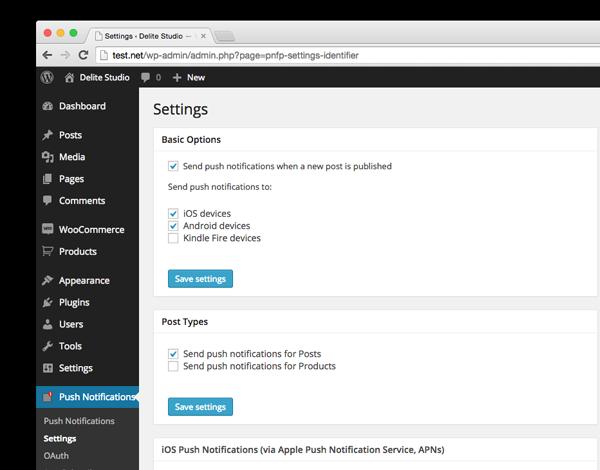 Push Notifications for WordPress   Delite Studio